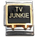 13mmCT1077 TV Junkie 13mm Italian Charm