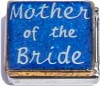 Mother of the Bride Italian Charm