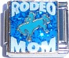 Rodeo Mom in Blue Charm