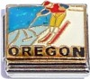 Oregon Skiier