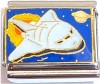 CT9251 Spaceship Italian Charm