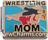 CT9480 Wrestling Mom Italian Charm