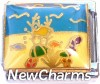 CT9721 Tropical Fish Italian Charm