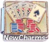 CT9725 Cards and Chips Italian Charma