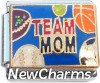 CT9734 Team Mom Italian Charm