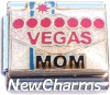 CT9736 Vegas Mom Italian Charm