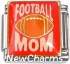 CT9770 Football Mom Italian Charm