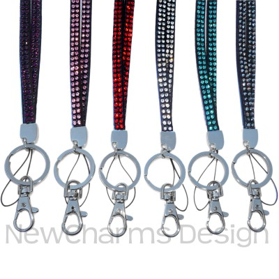 Choices of Bling Lanyards
