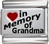 In Memory of Grandma