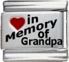 In Memory of Grandpa
