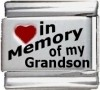 In Memory of my Grandson