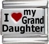 I Love my Grand Daughter