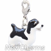 CH503 Border Collie Pup Dog Dangle