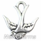 JT117 Silver Sparrow ORing Charm