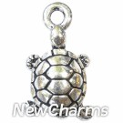 JT132 Silver Turtle ORing Charm