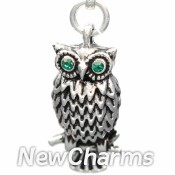 CH025 Owl Dangle
