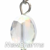 CH113 Clear Gem Dangle