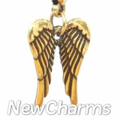 CH404 Gold Angel Wings