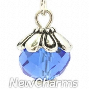 CH450 September Birthstone Dangle