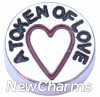 H7991 A Token Of Love Floating Locket Charm