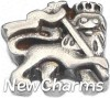 H9121 Lion Of Judah Floating Locket Charm
