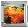 A10435 Flaming June Italian Charm