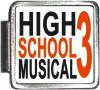 HIGH SCHOOL MUSICAL 3 ON WHITE PIC
