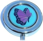 OCT BUTTERFLY PURSE HANGER