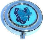 DEC BUTTERFLY PURSE HANGER