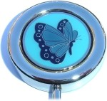 MAR BUTTERFLY PURSE HANGER
