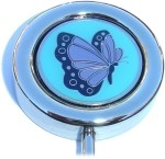JUN BUTTERFLY PURSE HANGER