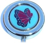 JUL BUTTERFLY PURSE HANGER