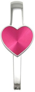 EH54002 Pink Heart Everything Holder
