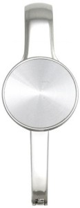 EH54006 Silver Round Everything Holder