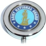 ARMY NATIONAL GUARD PURSE HANGER