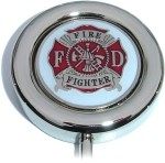 FIRE FIGHTER PURSE HANGER