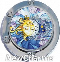 PH9030 Sun and Moon Foldable Purse Hanger
