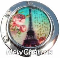 PH9008 Eiffel Tower Foldable Purse Hanger
