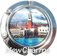 PH9009 Venice St Marks Square Foldable Purse Hanger
