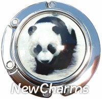 PH9017 Panda Bear Foldable Purse Hanger