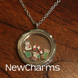 Holiday Living Life Locket Set
