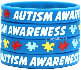 Autism Awareness Wristbands