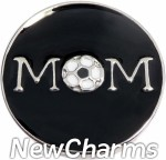 GS518 Soccer Mom Snap Charm