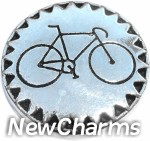 GS532 Bicycle Snap Charm