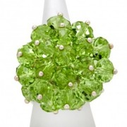 Sour Apple Rock Candy Ring