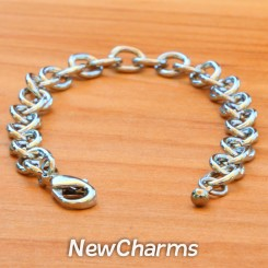 Classic Charm Bracelet for Dangle Charms